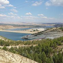 Kumla İskelesi Birecik Barajı