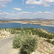 Kumla �skelesi Birecik Baraj�