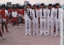1986 nizip Lisesi Bado Takımı