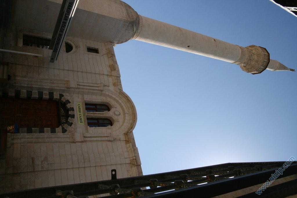 Çarşı camisi restorasyonu