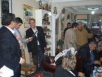 Güngören nizipliler derneği 10 ocak 2010 tarihinde geleneksel kahvaltı yapıldı