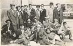 1950 Parkta gençler