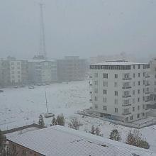 nizip 2013 aralık kar