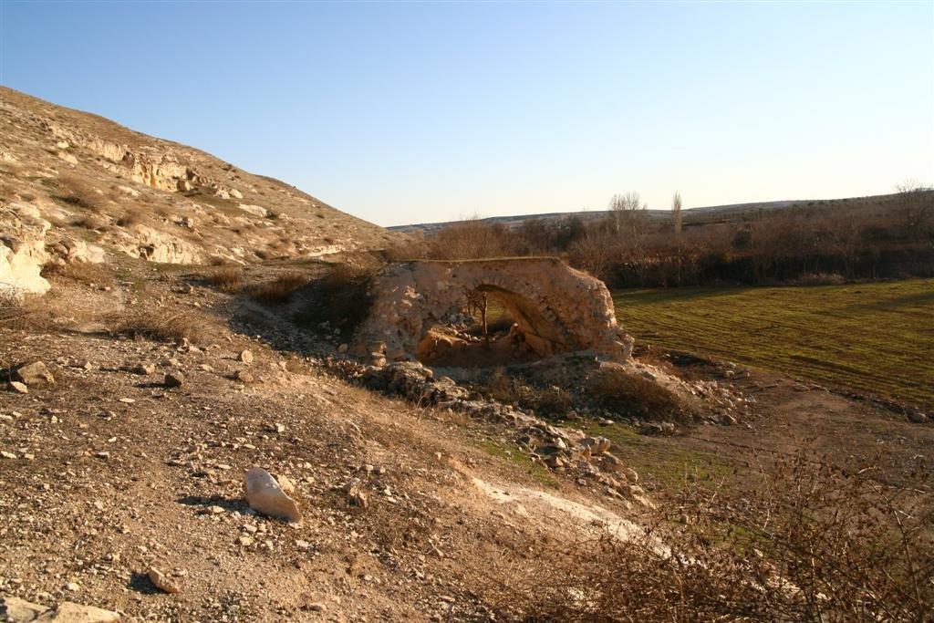 Mağarcık Değirmen Kalıntıları