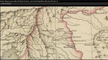 Syriae Mappa generalis; ubi Syria Propria, cum ejus Regionibus diversis, Phenice et
