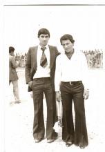 NİZİP LİSESİ 1981 BEKİR AKÇAKOCA (AKÇABAY) 6MAT/B SINIFI