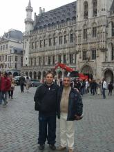 Ali karakanın Belçika gezisi