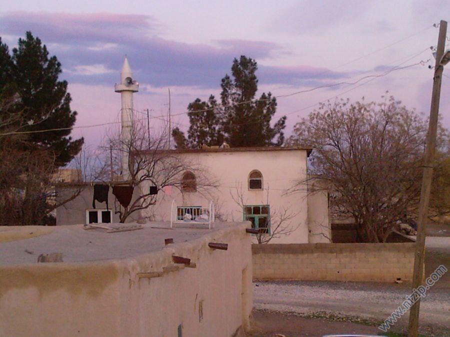 kurucahöyük köyü camii