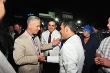 Beylikdüzü Belediye Başkanı Sn.Yusuf Uzun ve Latif Doğan