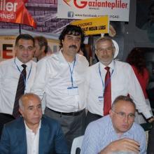 �stanbul Avrupa Yakas� Gaziantepliler Derne�i Y�netim Kurulu ve Fedarsyon Ba�kan� Mehmet G��tekin