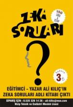 zeka soruları kitabı