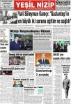 06 şubat 2008 yeşil nizip gazetesi