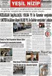 07 Mayıs 2008 Yeşil Nizip Gazetesi
