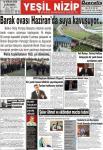 16 Nisan 2008 Yeşil Nizip Gazetesi