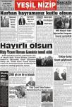 19 aralık 2007 yeşil nizip gazetesi