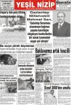 26 aralık 2007 yeşil nizip gazetesi