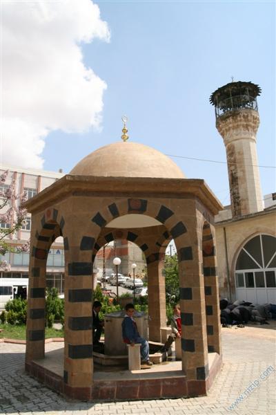 Saha Camisi Şadırvanı