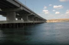 otoban köprüsü