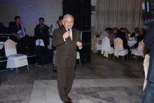 İNAL AYDINOĞLU Gaziantep'li Dernekler Federasyon Başkanı / GAZİANTEP'Lİ SANATÇILAR 1.BAHAR ŞENLİĞİ
