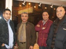 Mehmet, Bekir, Hasan, Hüseyin ÖZKARAMAN