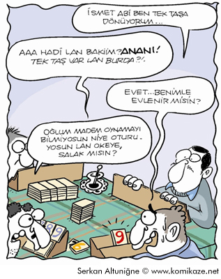 Karikatürler...