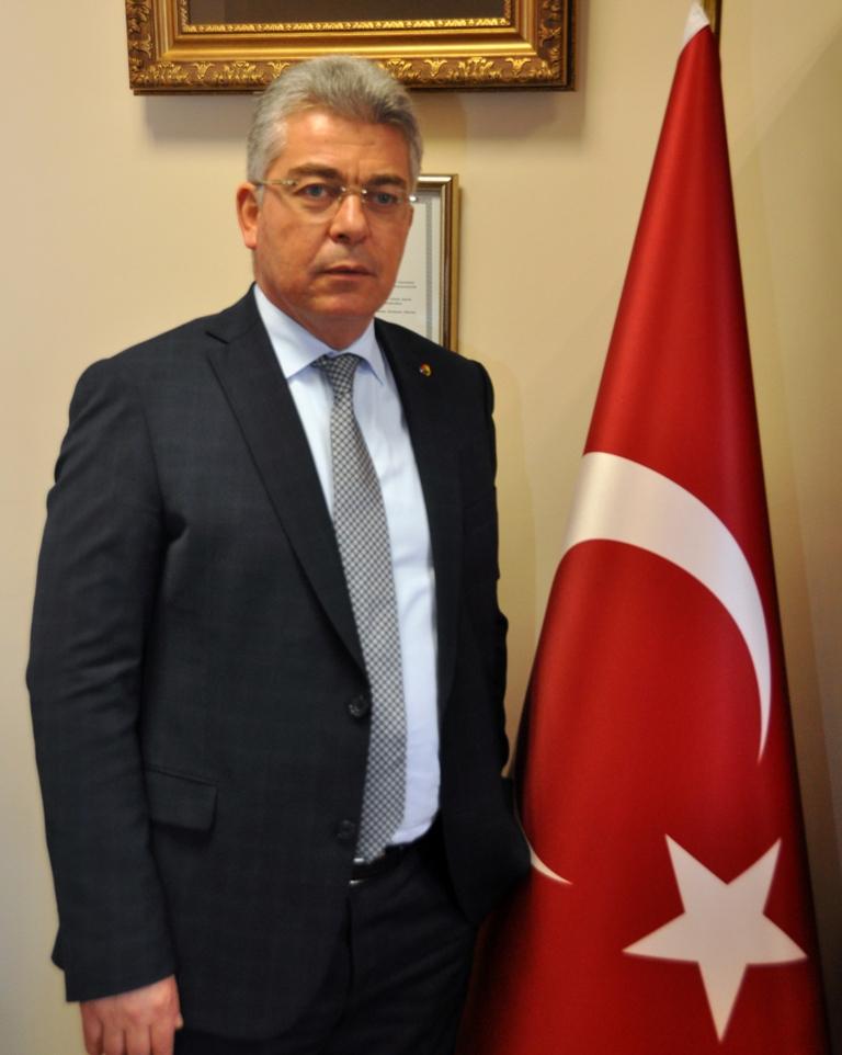 NTO Başkanı Özyurt'tan Kadir Gecesi Mesajı...