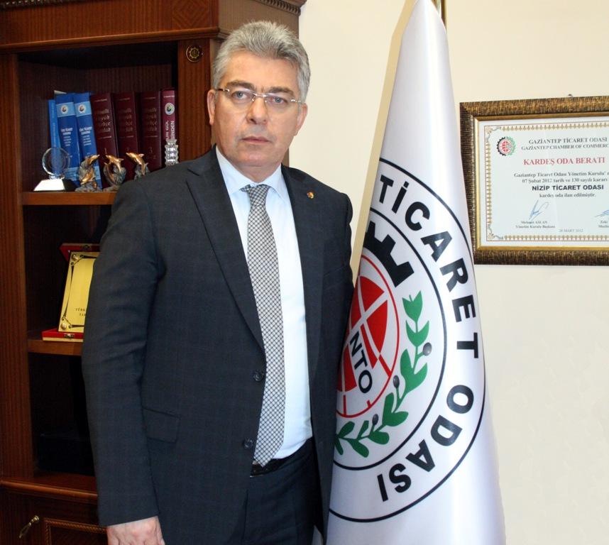 NTO Başkanı Özyurt Ramazan Bayramını Kutladı...
