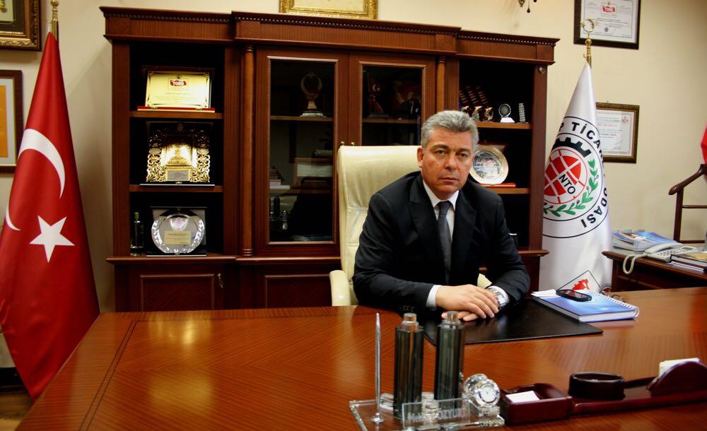 Nto Başkani Mehmet özyurt 18 Mart çanakkale Zaferi...