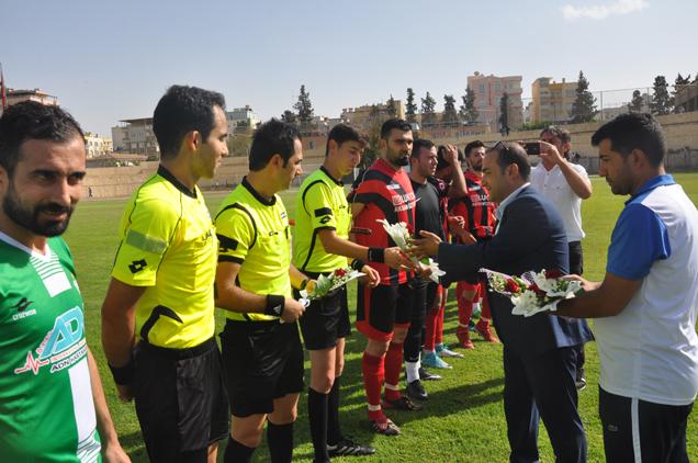 Nizip Spor Rakibini 5-0 Yendi...
