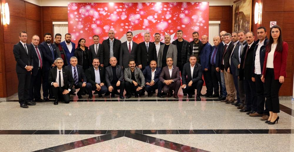 Nizip Ticaret Odası Azerbeycan Bakü'de...