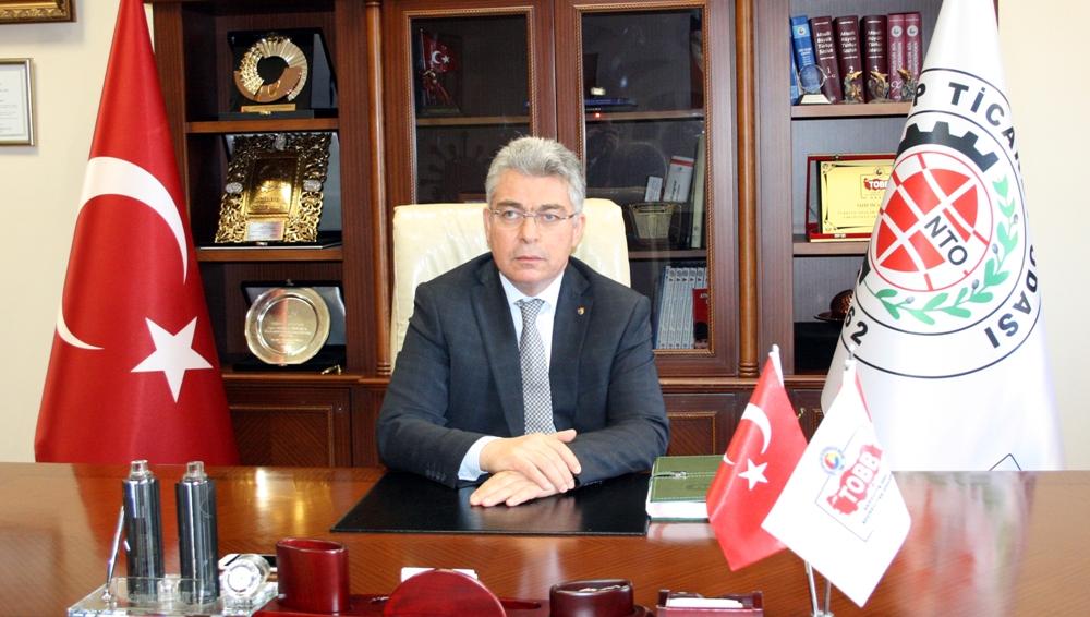 NTO Başkanı Özyurt'tan 19 Mayıs Mesajı...