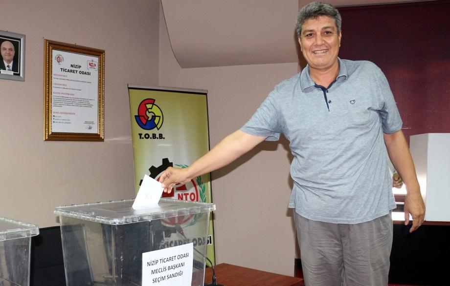 NTO'da Meclis Başkanlığı'na Bekir Karabacak Seçild...