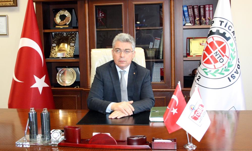 NTO Başkanı Özyurt'tan 15 Temmuz Mesajı...