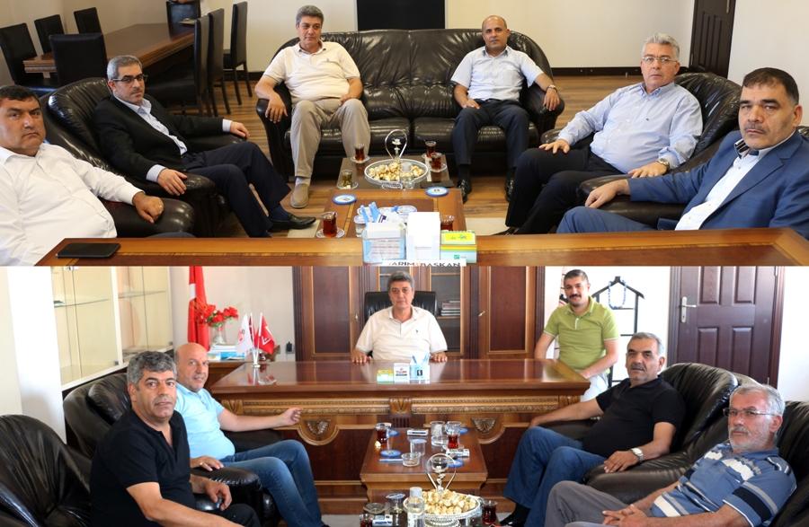 NTO Meclis Başkanı Bekir Karabacak'a Hayırlı Olsun...