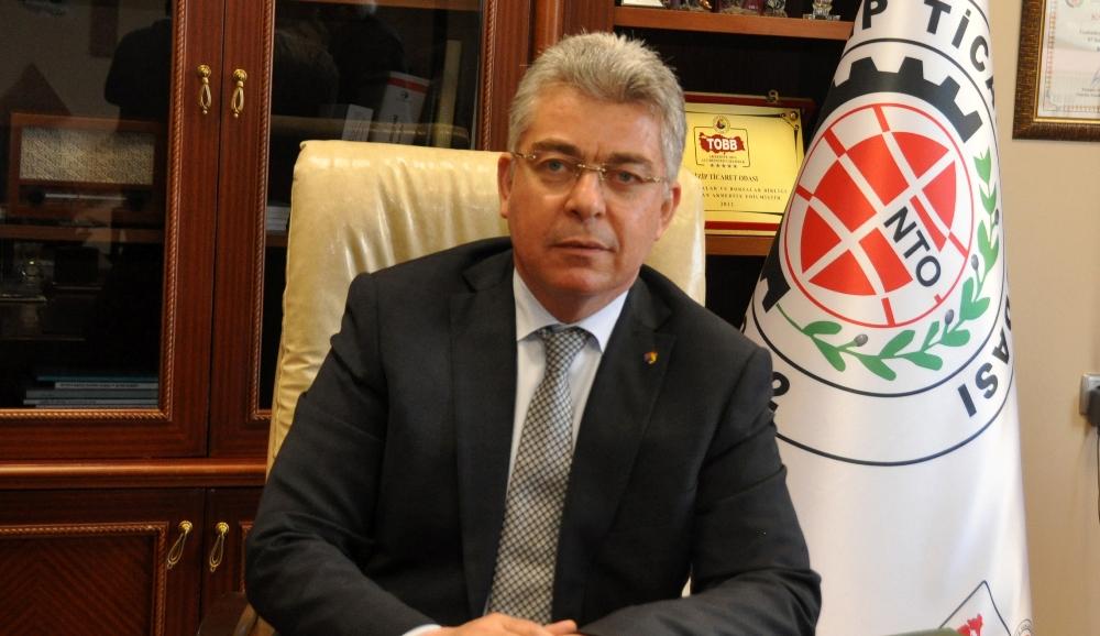 NTO Başkanı Özyurt'tan Kurban Bayramı Mesajı ...