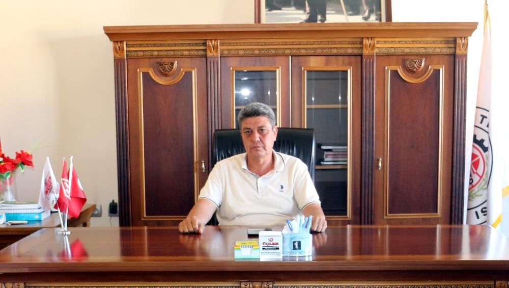 NTO Meclis Başkanı Karabacak Kurban Bayramını Kutl...