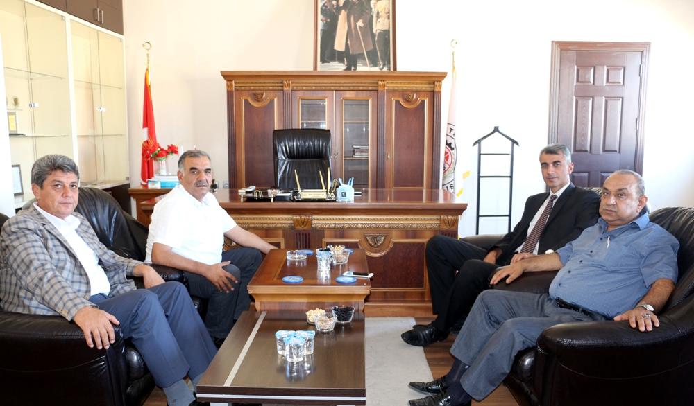 Nizip Emniyet Müdürü Mustafa Yaman'dan NTO'ya Ziya...