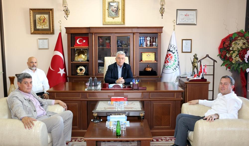 Karkamış Belediye Başkanı Ali Doğan'dan NTO' Ya Zi...