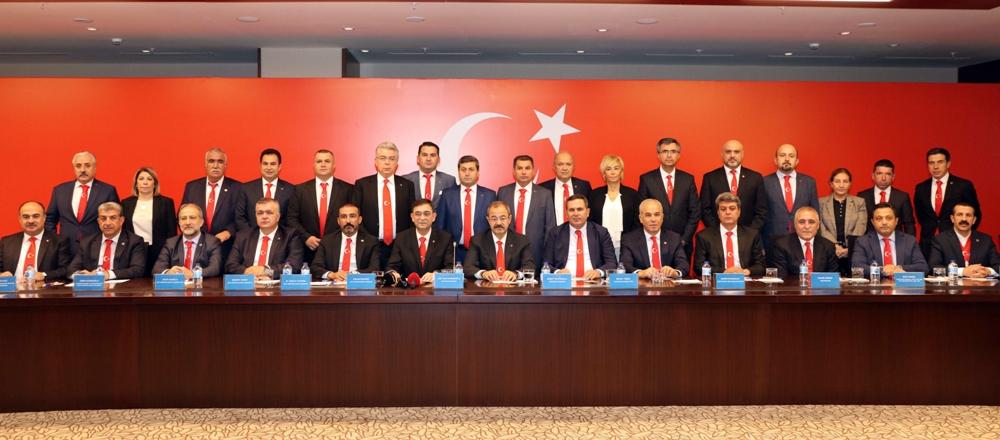 Barış Pınarı Harekatına Gaziantep İş Dünyasından T...
