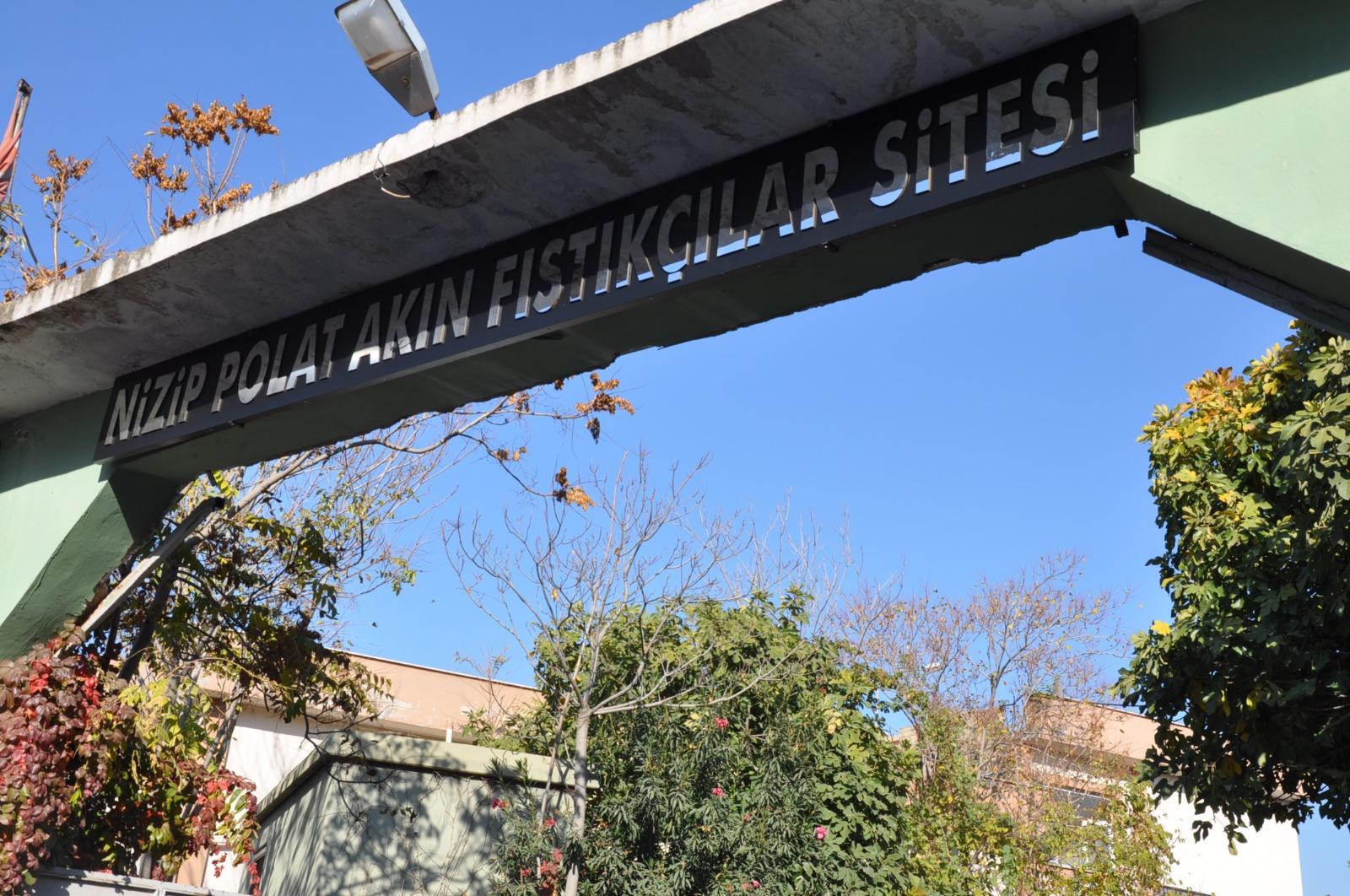 Merhum Polat Akının Ismi Fıstık Halinde Yaşayacak...