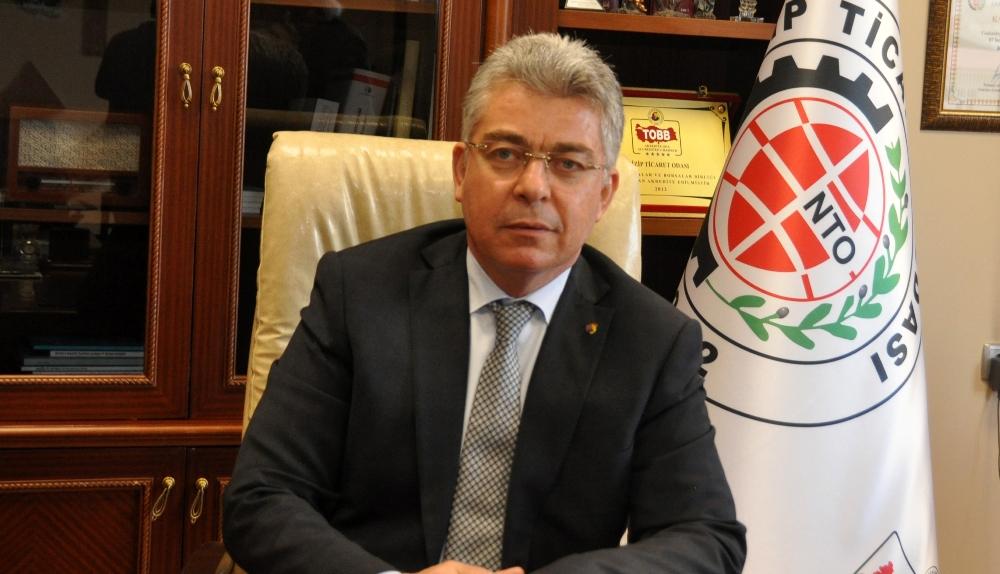 NTO Başkanı Özyurt'tan Öğretmenler Günü Mesajı...
