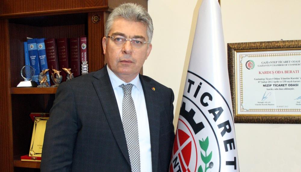 NTO Başkanı Özyurt'tan Yeni Yıl Mesajı...
