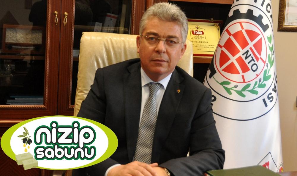 NTO Başkanı Özyurt'tan Sabun Uyarısı...