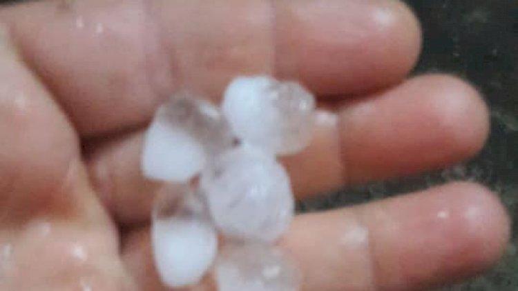 Nizip'te şiddetli Yağış...