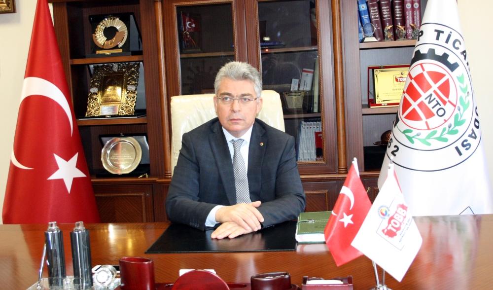 NTO Başkanı Özyurt'tan Ramazan Bayramı Mesajı...