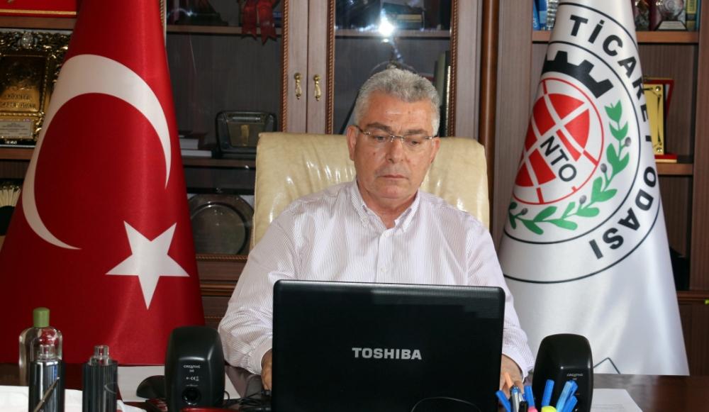 NTO Başkanı Özyurt Doğu Ve Güney Doğu Anadolu Oda/...