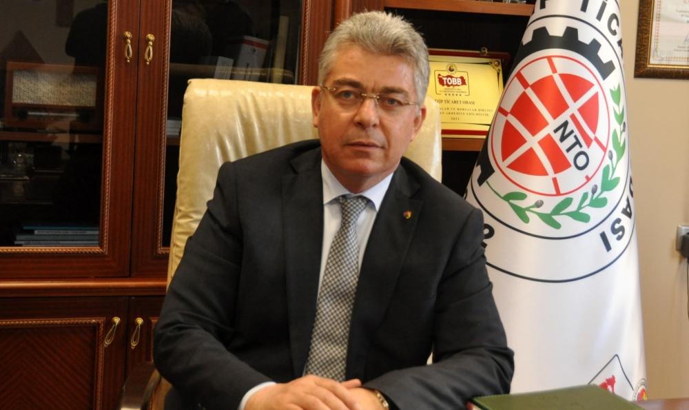 NTO Başkanı Özyurt'tan Kurban Bayramı Mesajı...