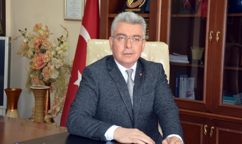 NTO Başkanı Özyurt'tan 10 Ocak Çalışan Gazeteciler...
