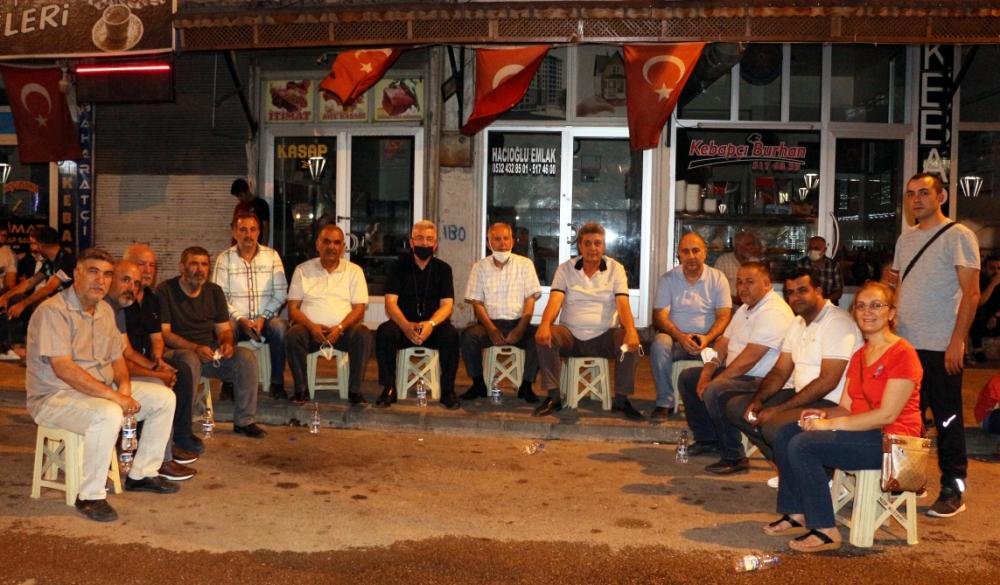 NTO 15 Temmuz Demokrasi Ve Milli Birlik Günü Etkin...