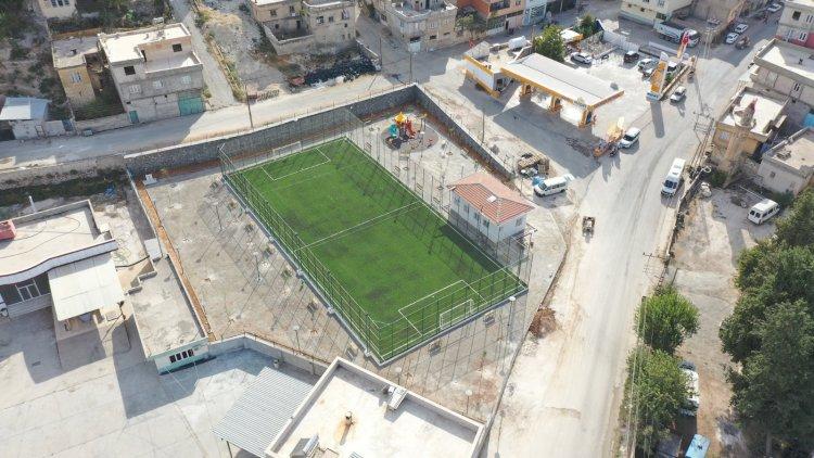 Nizip Belediyesinin Gençliğe Ve Spora Yönelik Yatı...